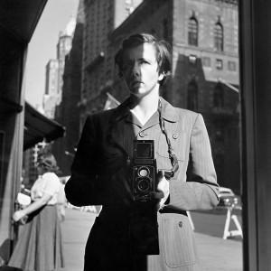 Vivian Maier - autoportret